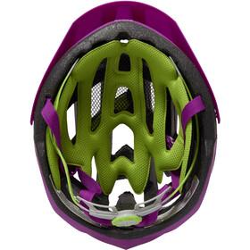 IXS Kronos Evo Helmet purple